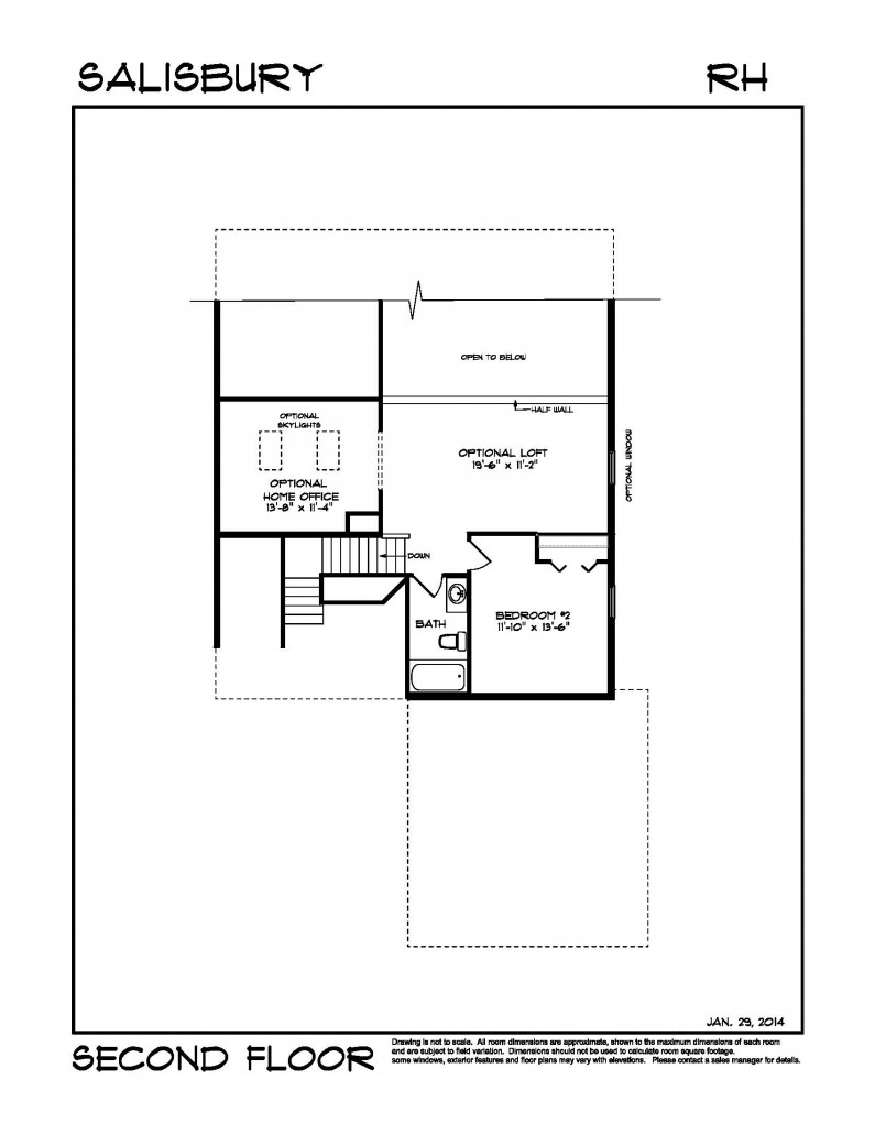 100 1st Floor Master Plans First