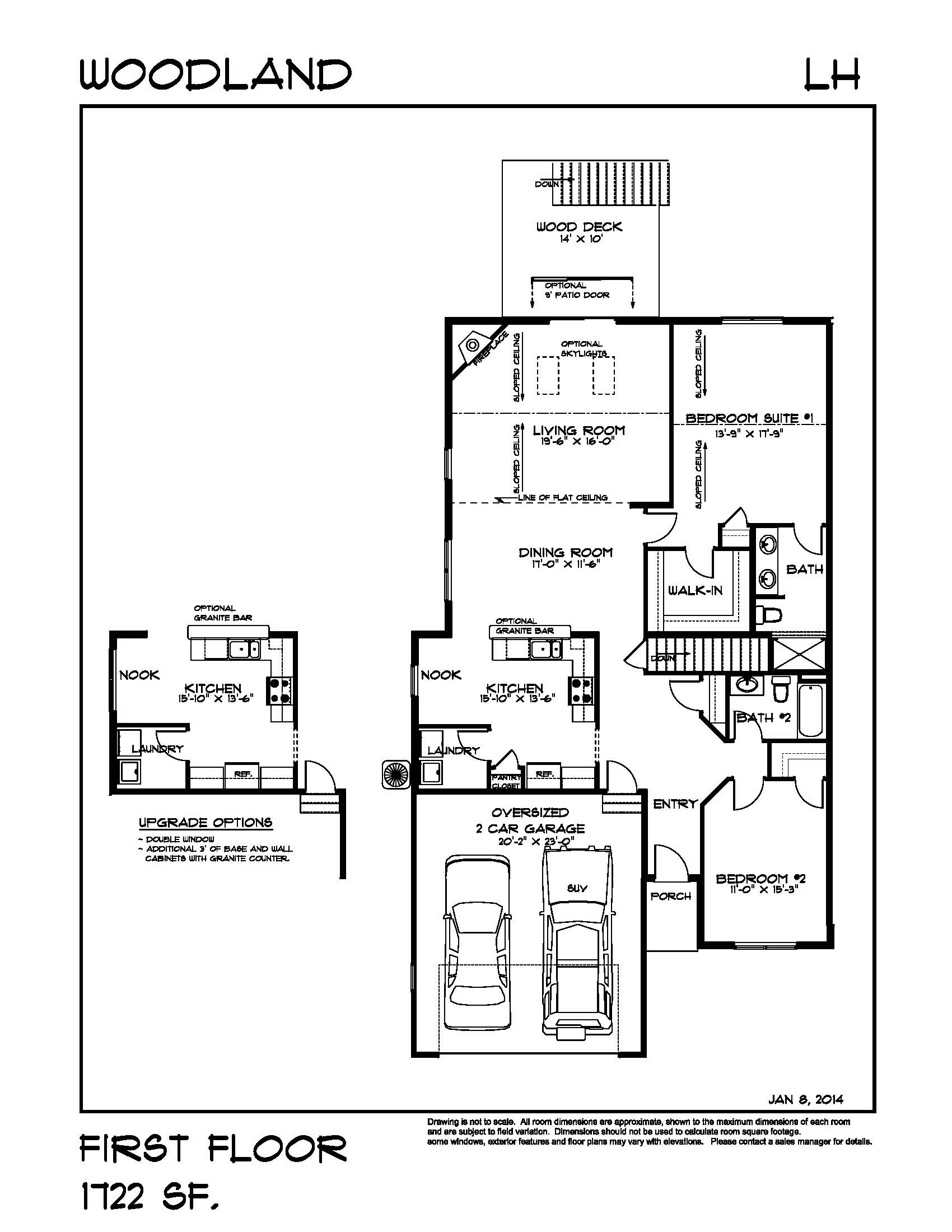 100 Floor Plan Square Footage Calculator 17